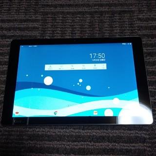 エルジーエレクトロニクス(LG Electronics)のQuatab PZ  10.1インチ 美品です。(タブレット)
