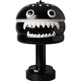アンダーカバー(UNDERCOVER)のアンダーカバー ハンバーガー ランプ ブラック UNDERCOVER(テーブルスタンド)