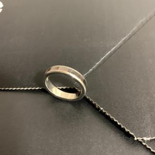 アガット(agete)の【良品】agete シルバーリング(リング(指輪))