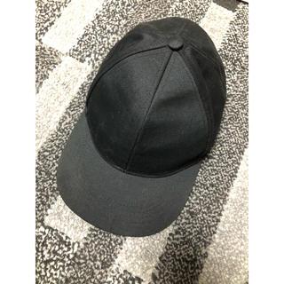 ザラ(ZARA)のザラ キャップ 帽子 ブラック 黒(キャップ)
