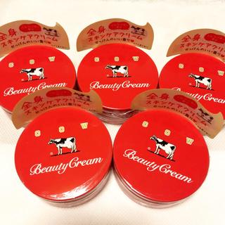 ギュウニュウセッケン(牛乳石鹸)の赤箱 ビューティクリーム 牛乳石鹸 カウブランド ボディクリーム(ボディクリーム)