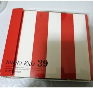アクセサリーズブラッサム(Accessories Blossom)の39 KinKi Kids 中古品(ポップス/ロック(邦楽))