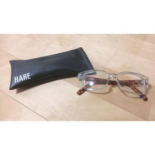 ハレ(HARE)のHARE メガネ(サングラス/メガネ)