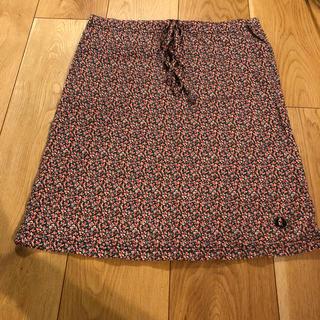 フレッドペリー(FRED PERRY)のフレッドペリー リバティ 柄スカート(ひざ丈スカート)