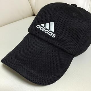 アディダス(adidas)のadidas メッシュキャップ(帽子)