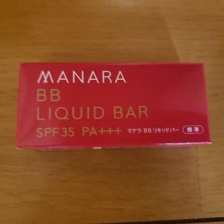 マナラ(maNara)のマナラBBリキッドバー(BBクリーム)