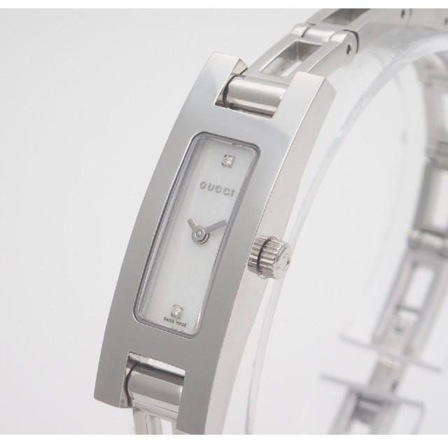 中国 スーパーコピー 時計 - Gucci - 【GUCCI】グッチ腕時計 '3900L シェル文字盤' ☆2Pダイヤモンド☆の通販 by cocokina's shop