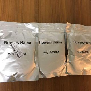 本場インド産「ヘナ ブラウン」100g×2袋(白髪染め)
