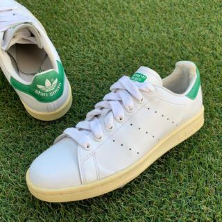 アディダス(adidas)の美品23.5 adidas STANSMISTHアディダス スタンスミスC844(スニーカー)
