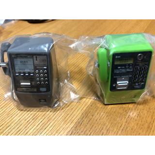 タカラトミーアーツ(T-ARTS)のNTT東日本公衆電話ガチャ 2個セット(その他)