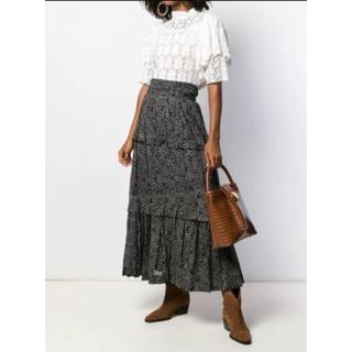 イザベルマラン(Isabel Marant)の新品未使用 19AW Isabel Marantイザベルマランロングスカート(ロングスカート)