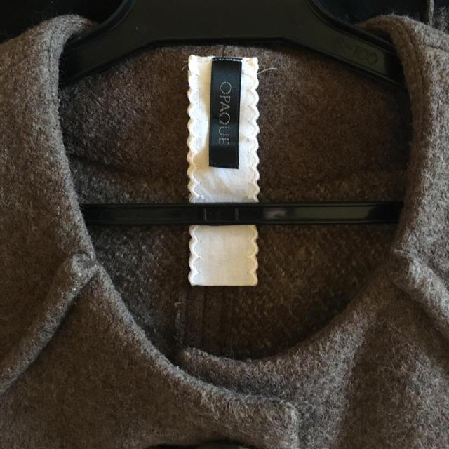 OPAQUE(オペーク)のオペーク コート レディースのジャケット/アウター(その他)の商品写真