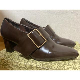 ランダ(RANDA)のベルト付きシューズ(ローファー/革靴)