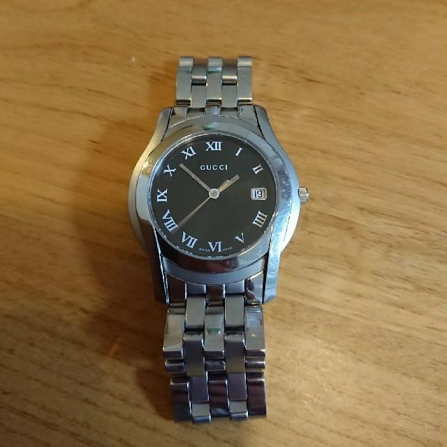 Gucci - 腕時計 メンズ GUCCI 5500 Mの通販 by なこ's shop