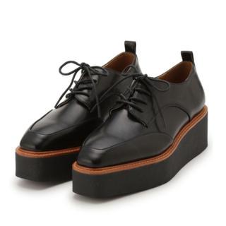 ミラオーウェン(Mila Owen)の今季完売❤️milaowen プラットフォームオックスフォードシューズ(ローファー/革靴)