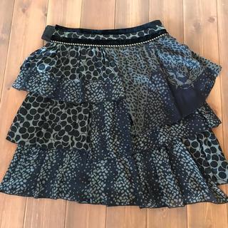 イチパーセント(1%)のSHUHEI OGAWA スカート(ひざ丈スカート)