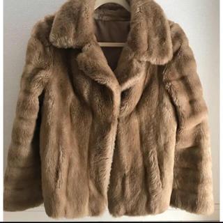 エディットフォールル(EDIT.FOR LULU)のeco fur coat 🧸(毛皮/ファーコート)