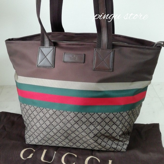 Gucci - �新�未使用� 正��】グッ� トート�ッグ ディアマンテ�通販 by ピングー☆'s shop