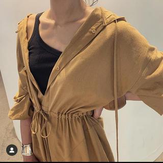 EDIT.FOR LULU - baserange シルクジャンプスーツ