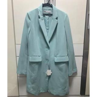 SLY - 【タグ付き】SLY ミントグリーンジャケット