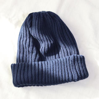 ムルーア(MURUA)のニット帽(ニット帽/ビーニー)