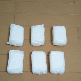 ギュウニュウセッケン(牛乳石鹸)の牛乳石鹸 バスサイズ 135g 6個(ボディソープ/石鹸)
