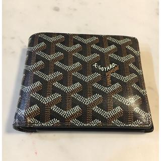 ゴヤール(GOYARD)のGOYARD PARIS ゴヤール 二つ折り財布(折り財布)