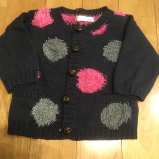 フタフタ(futafuta)のセーター 80cm(ニット/セーター)