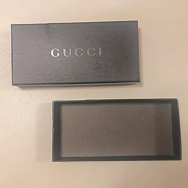 Gucci - GUCCI ギフトボックス 空箱の通販 by kimi's shop