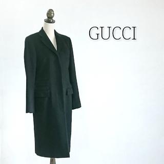 Gucci - GUCCI グッチ ロングコート レディースの通販