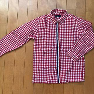 シップス(SHIPS)のSHIPS ボーイズシャツ130(ブラウス)