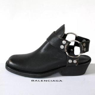 バレンシアガ(Balenciaga)の新品 Balenciaga バレンシアガ ハーネス シューズ サイズ35(ローファー/革靴)