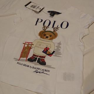 ラルフローレン ポロベア 半袖Tシャツ 3T(Tシャツ/カットソー)