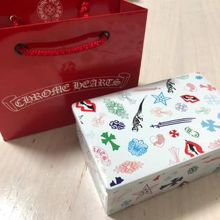 クロムハーツ(Chrome Hearts)のCH Box Cookie クリスマス限定ショッパー ヨックモック  クッキー(菓子/デザート)