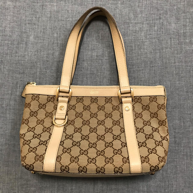 Gucci - GUCCI  ハンドバッグ トートバッグ 正規品の通販 by とも6259's shop