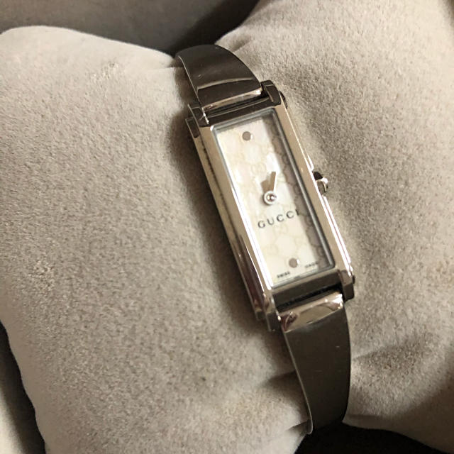 Gucci - GUCCI 腕時計 109 レディース シェル文字版の通販 by 143's shop