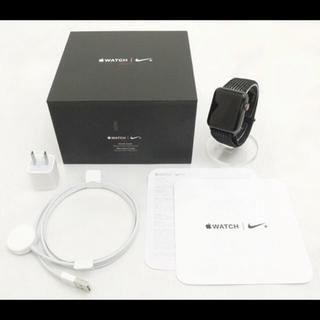アップルウォッチ(Apple Watch)のアップル ウォッチNike+ シリーズ3 GPS+Cellularモデル42mm(スマートフォン本体)