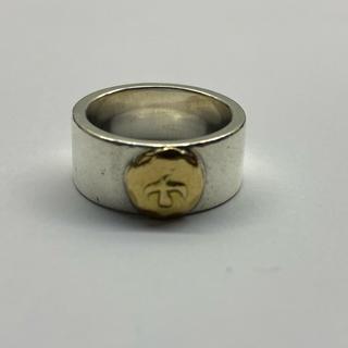ゴローズ(goro's)のゴローズ 良品 平打リング9号(リング(指輪))