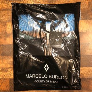 マルセロブロン(MARCELO BURLON)の新品未使用 Marcelo Burlon マルセロバーロン Wingsパーカー(パーカー)