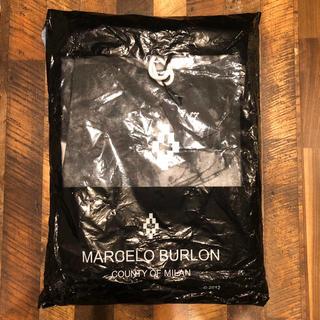 マルセロブロン(MARCELO BURLON)の新品未使用 Marcelo Burlon マルセロバーロン パーカー(パーカー)