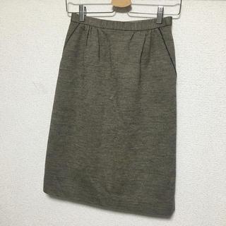 サンタモニカ(Santa Monica)の古着タイトスカート(ひざ丈スカート)