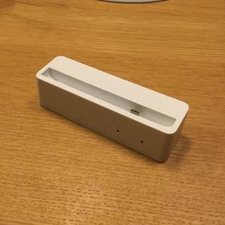 エヌイーシー(NEC)のWX01 クレードル 中古 UQ WiMAX(その他)