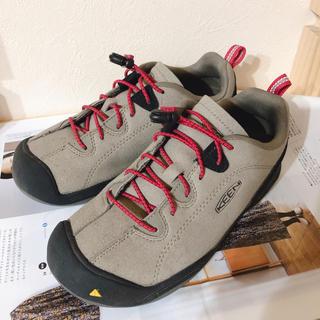 キーン(KEEN)のKEEN キーン ジャスパー キッズ 22.0cm 21cm 子供靴(スニーカー)