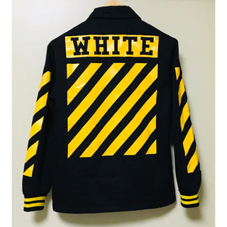 オフホワイト(OFF-WHITE)のOFF-WHITE ジャケット レア品(その他)