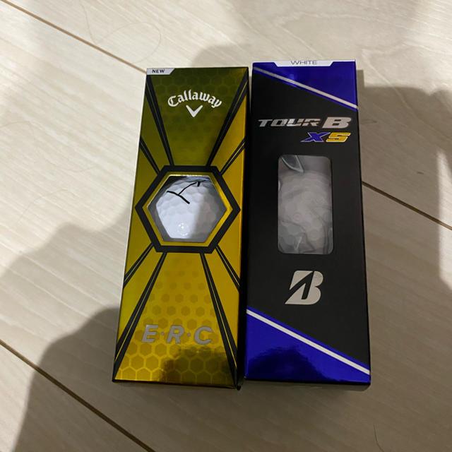 ダイソー iphone8 プラス ケース / Callaway - キャロウェイ ブリヂストン ゴルフボール 計6個の通販