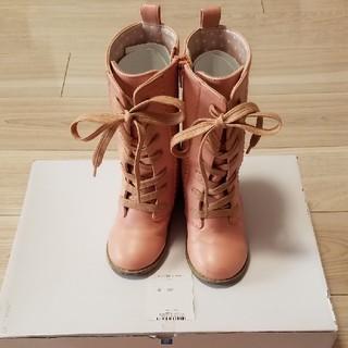 シャーリーテンプル(Shirley Temple)のブーツ17cm(ブーツ)