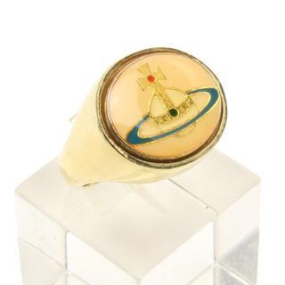 ヴィヴィアンウエストウッド(Vivienne Westwood)のヴィヴィアン ウエストウッド エナメル リング オーブ(リング(指輪))