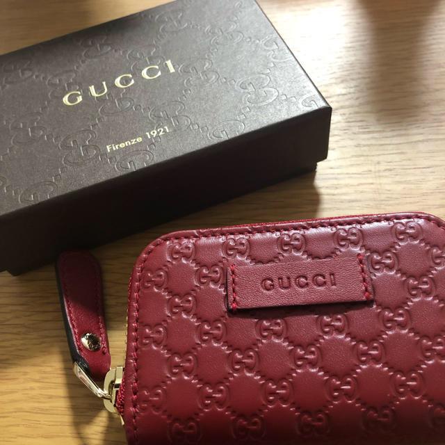 Gucci - GUCCIコインケースの通販 by nico