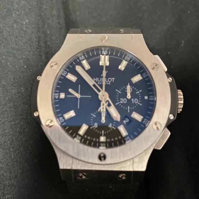 HUBLOT - HUBLOT BIG BANG クロノグラフ 自動巻き 腕時計の通販 by akabeko's shop