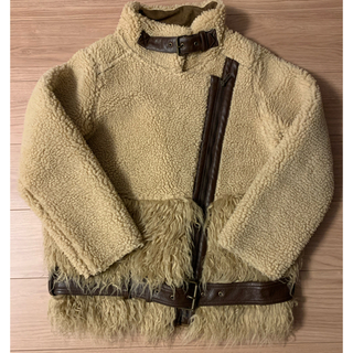 アリシアスタン(ALEXIA STAM)のアリシアスタン ボアライフジャケット(毛皮/ファーコート)